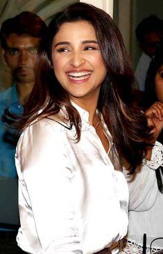 Parineeti Chopra at a Moto M launch event in Mumbai. #Bollywood #Fashion #Style #Beauty #Hot #Sexy