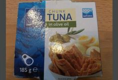 Chunk tuna in olive oil