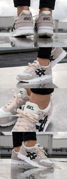 #Asics #Tiger GEL-LYTE V - #Baskets basses #Couleur: #cream/#black #women
