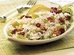 Pear & Walnut Rice Salad with Blue Cheese Vinaigrette - Special Fork