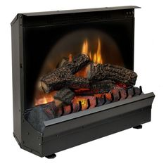Duraflame 20-Inch Electric Fireplace Insert/Log Set - DFI020ARU