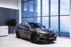 The Levante is poised to become one of Maserati's top-selling models. Maserati Sports Car, Publisher Clearing House, Twin Turbo, Culture Travel, Car Detailing, Amazing Cars, Car Car, Luxury Lifestyle, Luxury Cars