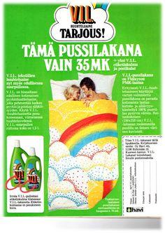 Mainos, 70-luku  (Kylätiellä-blogi)