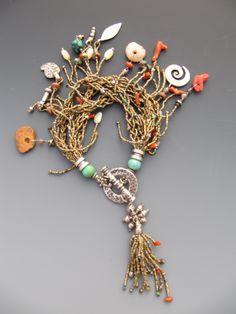 Braided bracelet Lucia Antonelli.com