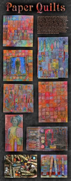 LKPerrella - Fine Art Lynne Perrella is awesome!