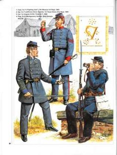 1st Louisiana, part of the Confederate Irish Brigade Confederate Blue and Yankee Grey - History Forum ~ All Empires - Page 8