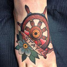 Dap, Skingdom Tattoo, Italy