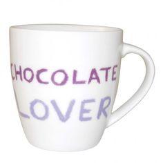#JamieOliver #Mug #ChocolateLover http://www.palmerstores.com/product/jamie-oliver-cheeky-mug-chocolate-lover/811/