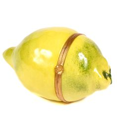 Joanna Wood Limoges Porclain Lemon  www.joannawood.co.uk