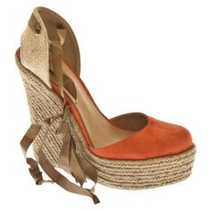 Confortable and beautiful shoes from 2012 Shutz summer collection