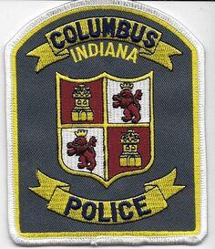 Columbus PD IN 1