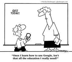 Education Cartoons / Randy Glasbergen - Today's Cartoon