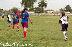 Salus vs. Wanderers - Grupo A - 2da. Fecha - Parque Salus.  www.salusfc.com