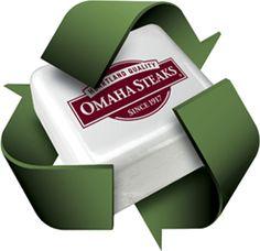 tips to repurpose styrofoam coolers http://www.omahasteaks.com/servlet/OnlineShopping?Dsp=205