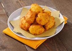 Beignets de pomme de terre et de morue (croquetas)
