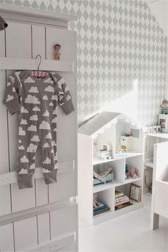 Un dormitorio infantil con mucho encanto