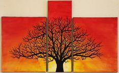 Silhouette arbre ensoleillee by jonathanpradillon on DeviantArt