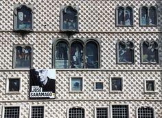 Saramago by Gil Reis on 500px Lisbon, Portugal - Casa dos Bicos
