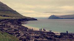 Koltur  #visitfaroeislands #faroeisland #photooftheday #koltur #naturerules #bella #hicking #beach #cutebeach #altalticocean #summer2016 #atlanticairways by islandwooman