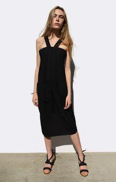 Anaïse | Hache Cotton Shift Dress