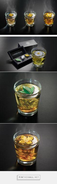 DESIGN FETISH: Flowering Tea Bags - created via https://pinthemall.net