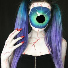 Eye Face SFX Makeup