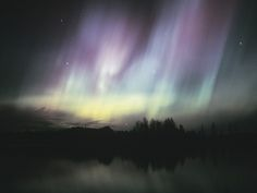 aurora borealis colors