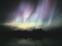 aurora borealis colors