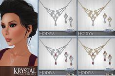 Krystal Jewelry