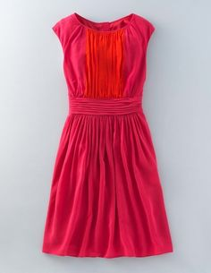 Selina Dress WW040 Smart Day at Boden
