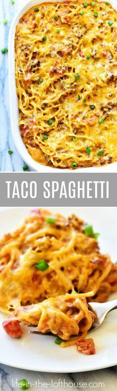 Taco Spaghetti - Life In The Lofthouse