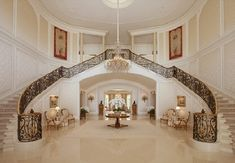 my dream stair case !!!! grand entrance :) love it!