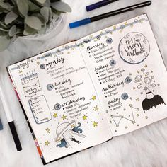 "Gefällt 4,843 Mal, 21 Kommentare - Notebook Therapy (@notebook_therapy) auf Instagram: ""Oh my gosh this is adorable ✨ @lafondari check out her feed for more beautiful posts…"""