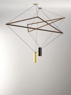 Ed 037.03 Ceiling Light by Edizioni Design 2
