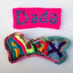 "Dada Neon Crochet: YOUR Personal Freeform CAL! - ""Week"" 25"