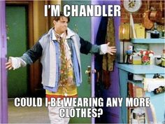 When it comes to layering, don't hold back   11 Fashion Tips I Learned From Watching Friends