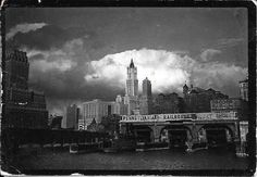 The pictures were taken in The Bronx and Northern Manhattan by Frank O'Neill.