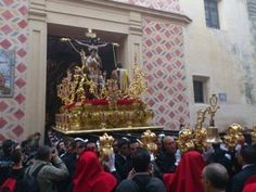 Holy Week Malaga. Cofradías Fusiondas, miércoles santo 2013