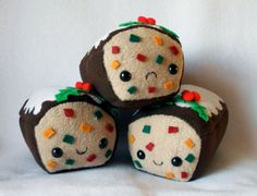Fruitcake Plush