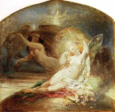 Joseph Noel Paton - The Fairy Queen