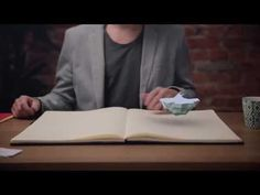 Breathing life into print - YouTube