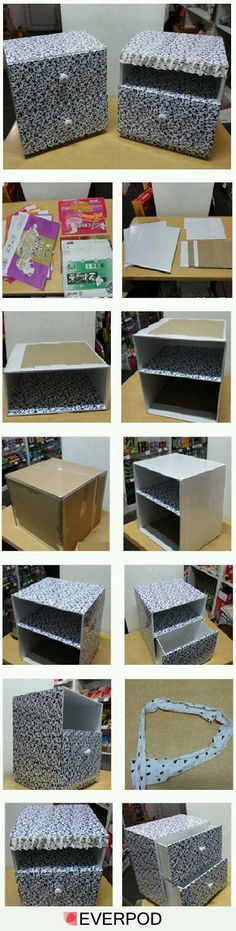 Dulapioare carton