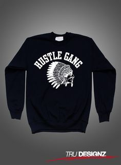 Sale T I New Hustle Gang HG Sweatshirt T I P Grand Hustle TI Akoo PSC Hood   c4e84f0ce