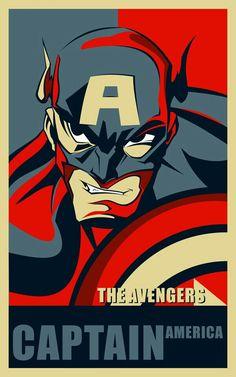 #Captien #America #Fan #Art. By: TonyDongsheng.
