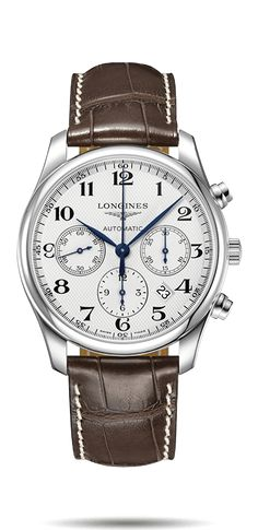 Watch The Longines Master Collection L2.759.4.78.3
