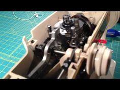 """UnFreeze"" your Singer Slant-O-Matic sewing machine"
