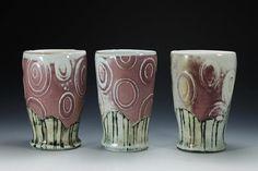 Kelly Lynn Daniels.  Porcelain, soda fired.