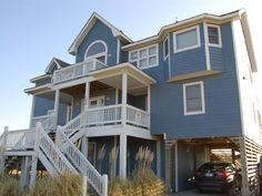 Duck Vacation Rental - VRBO 289058ha - 6 BR Northern Coast & Outer Banks House in NC, Oceanfront, 5 Star Luxury Beach House, 5 of the 6 Bedrooms Face the Beach
