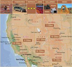 Un site magnifique pour les amoureux du Grand Ouest Américain