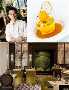 Janvier 2013  UNE BALADE A PARIS: La cuisine française interprétée par des chefs japonais -LES COLLECTIONS  http://www.plumevoyage.fr/magazine/voyage/luxe/chefs-japonais-restaurants-paris/